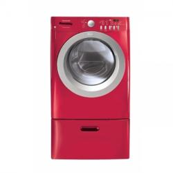 Brand: Frigidaire, Model: FAFW3517KN, Color: Classic Red