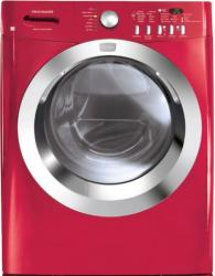 Brand: Frigidaire, Model: FAFW3574KW, Color: Classic Red