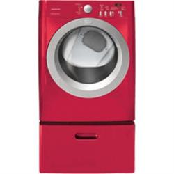 Brand: Frigidaire, Model: FAQE7017KW, Color: Classic Red