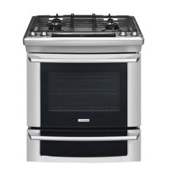 Brand: Electrolux, Model: EW30GS65GS, Color: Stainless Steel