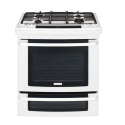 Brand: Electrolux, Model: EW30DS65GB, Color: White