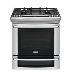 Brand: Electrolux, Model: EW30DS65GB, Color: Stainless Steel