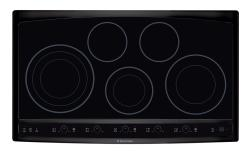 Brand: Electrolux, Model: EW36EC55GB, Color: Black