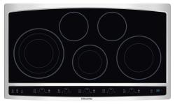 Brand: Electrolux, Model: EW36EC55GB, Color: Stainless Steel