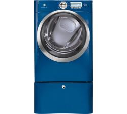 Brand: Electrolux, Model: EWMED65HIW, Color: Mediterranean Blue