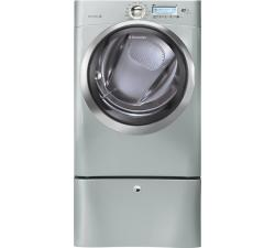 Brand: Electrolux, Model: EWMED65HIW, Color: Silver Sands