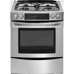 Brand: Jennair, Model: JDS8850CDB, Color: Stainless Steel