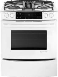 Brand: Jenn-Air, Model: JGS9900CDF, Color: Frosted White