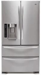 Brand: LG, Model: LMX25981SB, Color: Stainless Steel