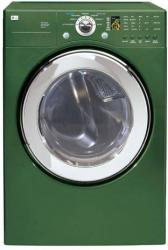 Brand: LG, Model: DLG3744U, Color: Emerald Green