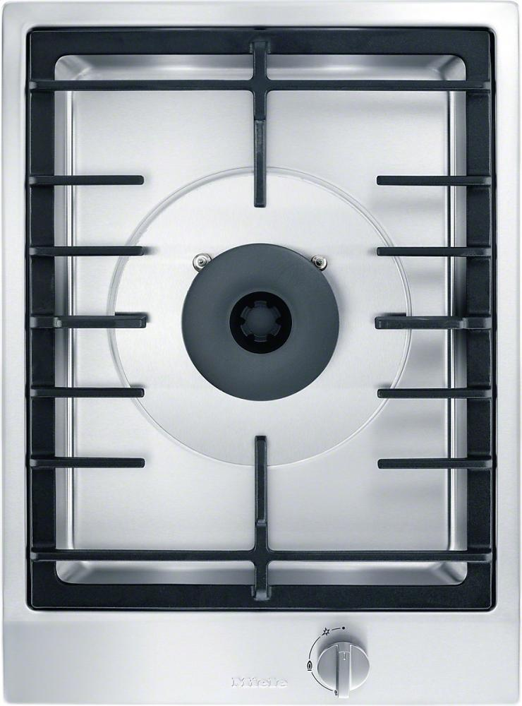 Miele 15 Inch Superburner Gas Wok Cooktop With 27 300 Btu