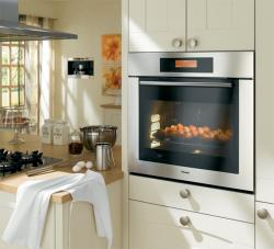 Brand: MIELE, Model: H4882BPSS, Color: Clean Touch Steel