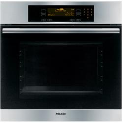 Brand: MIELE, Model: H4682BBL, Color: Clean Touch Steel