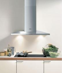 Brand: MIELE, Model: DA409, Color: Stainless Steel