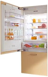 Brand: MIELE, Model: KF1801SFSSR, Style: Custom Panel Required/Left Hand Door Swing