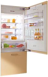 Brand: MIELE, Model: KF1801SFSSR, Style: Custom Panel Required/Right Door Swing
