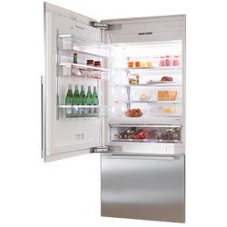 Brand: MIELE, Model: KF1801SFSSR, Style: Stainless Steel/Left Hand Door Swing