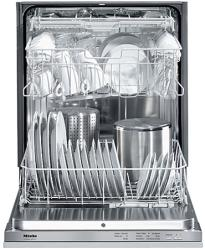 Brand: MIELE, Model: G1182SCVI, Style: Fully Integrated Dishwasher