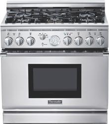 Brand: Thermador, Model: PRD366EPG, Color: Stainless Steel