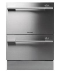 Brand: Fisher Paykel, Model: DD24DCB6, Color: Stainless Steel Flat Door