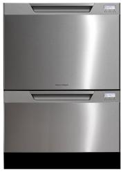Brand: Fisher Paykel, Model: DD24DCTB6, Color: Stainless Steel with LCD Display