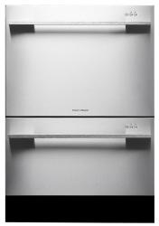 Brand: Fisher Paykel, Model: DD24DCTB6, Color: Stainless Steel Flat Door