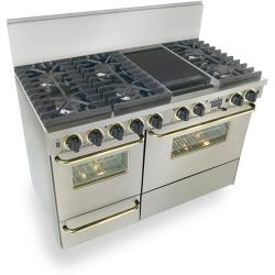 Brand: FiveStar, Model: TPN5377BSW, Color: Stainless Steel with Brass Package