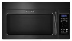 Brand: KITCHENAID, Model: KHMS2040WSS, Color: Black