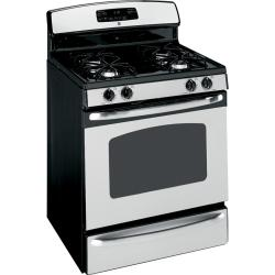 Brand: GE, Model: JGB280, Color: Stainless Steel
