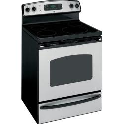 Brand: GE, Model: JB640DP, Color: CleanSteel