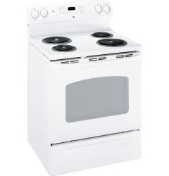 Brand: General Electric, Model: JBP35DMBB, Color: White