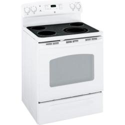 Brand: General Electric, Model: JBP66DMBB, Color: White