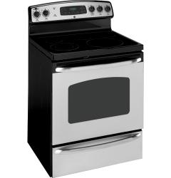 Brand: GE, Model: JB650, Color: Stainless Steel