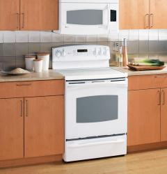 Brand: GE, Model: JB968KKCC, Color: True White