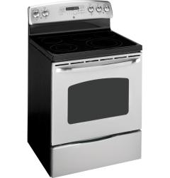Brand: GE, Model: JB740, Color: Stainless Steel