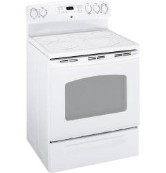 Brand: GE, Model: JBP80TMWW, Color: True White