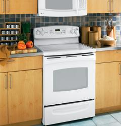 Brand: GE, Model: PB750DNBB, Color: True White