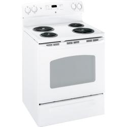 Brand: GE, Model: JBP24DMBB, Color: White