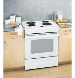 Brand: GE, Model: JSS28DNCC, Color: White