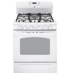 Brand: GE, Model: JGB820DEPWW, Color: White