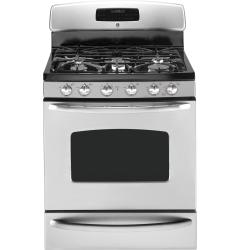 Brand: GE, Model: JGB820DEPWW, Color: Stainless Steel