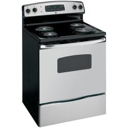 Brand: GE, Model: JBP23DNCC, Color: Stainless Steel