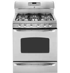 Brand: GE, Model: JGB900SEPSS, Color: Stainless Steel