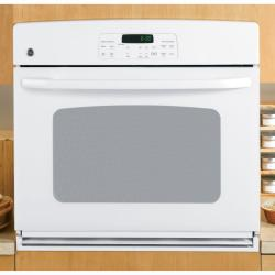 Brand: GE, Model: JTP30DPBB, Color: White on White