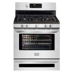Brand: FRIGIDAIRE, Model: FGGF305MKF, Color: Stainless Steel