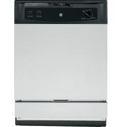 Brand: GE, Model: GSM2200NBB, Color: Stainless Steel