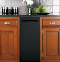 Brand: GE, Model: GCG1500R, Color: Black