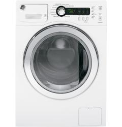 Brand: GE, Model: WCVH4800KWW, Color: White
