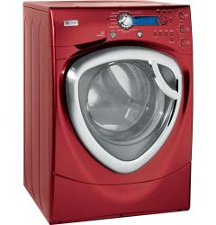 Brand: GE, Model: WPDH8800JWW, Color: Vermilion Red