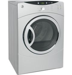Brand: GE, Model: DCVH680EJWW, Color: Metallic Silver